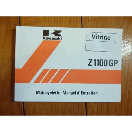 Z1100 GP - Manuel