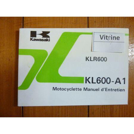 KLR600-A1 - Manuel