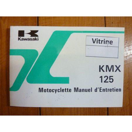 KMX125 - Manuel