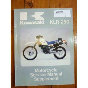 Kawasaki z250 a3 Manual