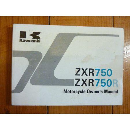 ZXR750 - Manuel