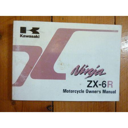 Ninja ZX-6R G1-H1 - Manuel