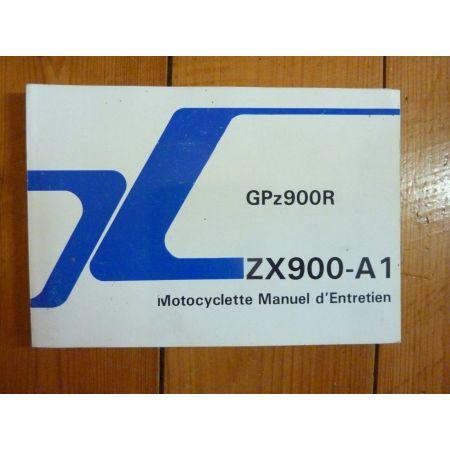 GPZ900R- Manuel