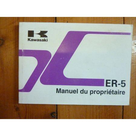 ER-500 A2-B2 - Manuel Propriétaire