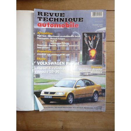 Passat 96- Revue Technique Volkswagen