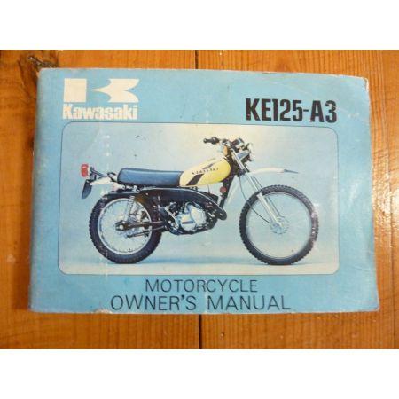 KE125-A3 - Manuel