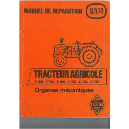 R3051 R7050 R7051 R7052 R7054 R7055 Manuel Reparation