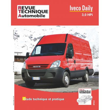 Daily 3.0L Revue Technique Iveco