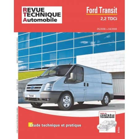 Transit 2.2 TDCI Revue Technique Ford