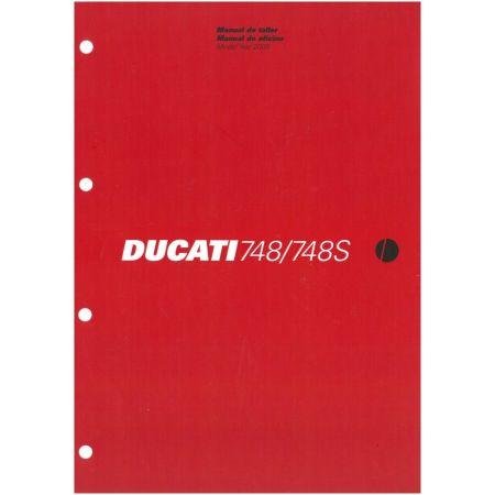 748-748S - Manuel Reparation Ducati