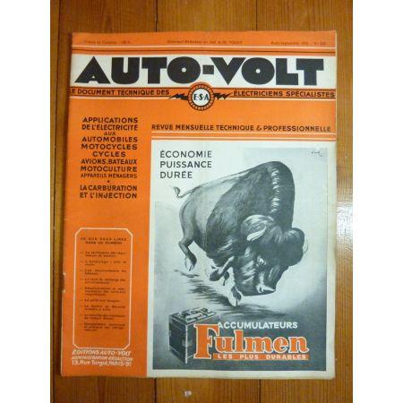 Régulateurs Tension  Revue Electronic Auto Volt