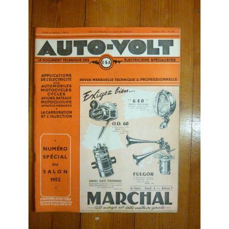 SIMCA 9 Revue Electronic Auto Volt