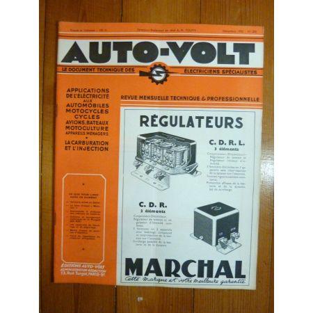 203-N3V Revue Technique Electronic Auto Volt Peugeot