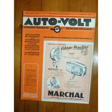7T 4140 Revue Technique Electronic Auto Volt Renault