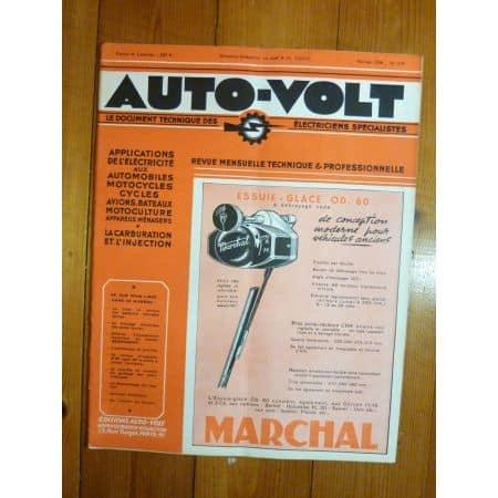 A48-C50 Revue Technique Electronic Auto Volt Bernardet