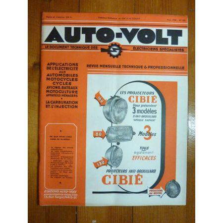 3.5 Mark VII Revue Technique Electronic Auto Volt Jaguar