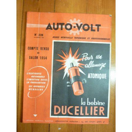 3CT3D  Revue Technique Electronic Auto Volt Saurer
