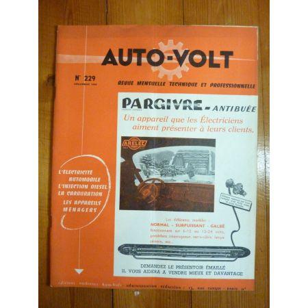 H-HZ Revue Technique Electronic Auto Volt Citroën