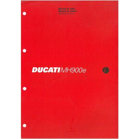 MH900e - Manuel Reparation Ducati