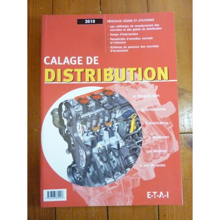 Calage Distribution Revue Technique