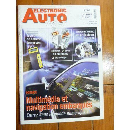 Multimedia-Nav Revue Technique Electronic Auto Volt