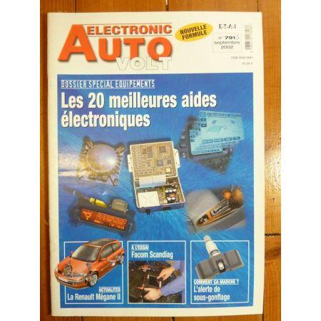 Aides Elec Revue Technique Electronic Auto Volt