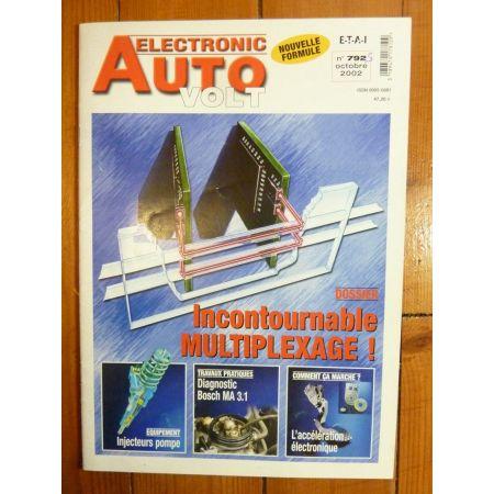 MultiPlexage Revue Technique Electronic Auto Volt