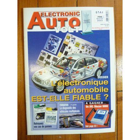 Fiabilite Elec Revue Technique Electronic Auto Volt