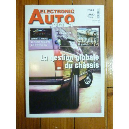Chassis Revue Technique Electronic Auto Volt
