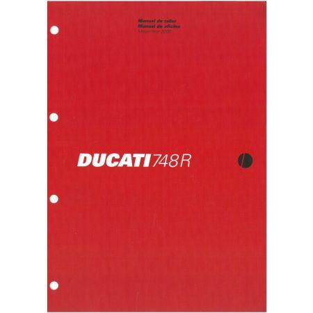 748R 2000 - Manuel Reparation Ducati
