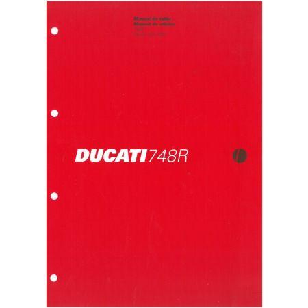 748R 2001 - Manuel Reparation Ducati