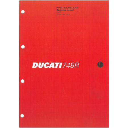 748R 2002 - Manuel Reparation Ducati