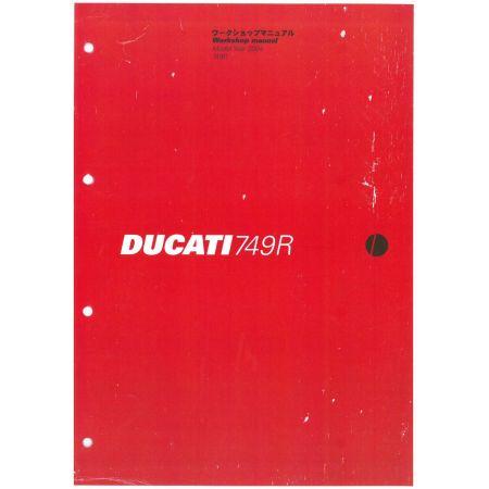 749R 2004 - Manuel Reparation Ducati