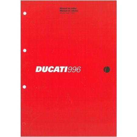 996 1999 - Manuel Reparation Ducati