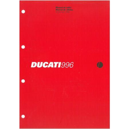 996 2000 - Manuel Reparation Ducati
