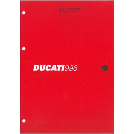 996 2001 - Manuel Reparation Ducati