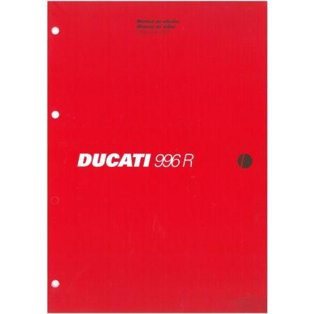 996R 2001 - Manuel Reparation Ducati