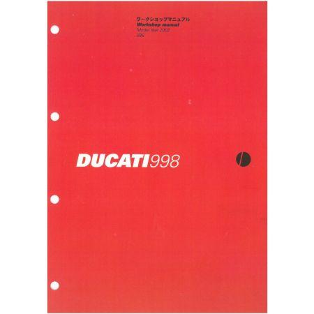 998 2002 - Manuel Reparation Ducati