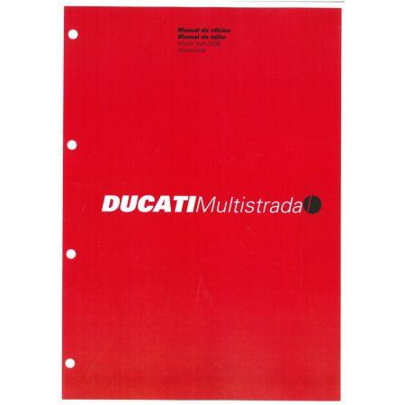 MULTISTRADA 2006 - Manuel Reparation Ducati