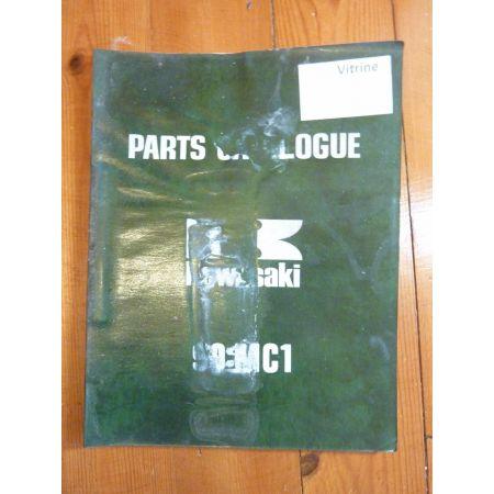 90 MC1 Catalogue Pieces Kawasaki