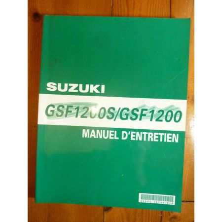 GSF1200S - Manuel Entretien Suzuki