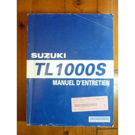 TL1000S 98-01 - Manuel Entretien Suzuki