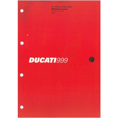 999 2003 - Manuel Atelier Ducati