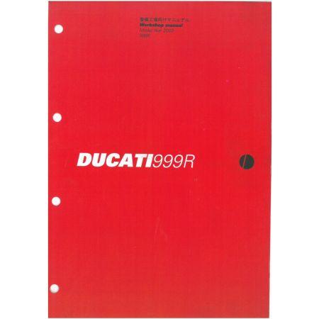 999R 2003 - Manuel Atelier Ducati