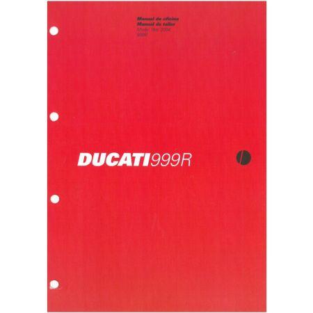 999R 2004 - Manuel Atelier Ducati
