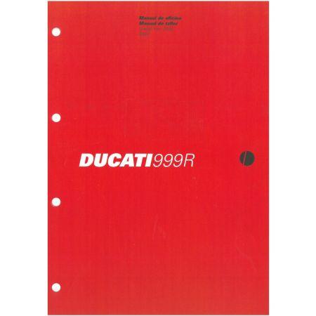 999R 2005 - Manuel Atelier Ducati