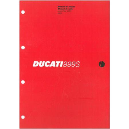 999S 2003 - Manuel Atelier Ducati