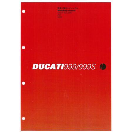 999-999S 2006 - Manuel Atelier Ducati Anglais