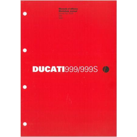 99-999S 2006 - Manuel Atelier Ducati