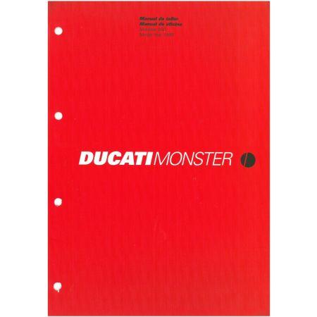 Monster 900 1999 - Manuel Atelier Ducati